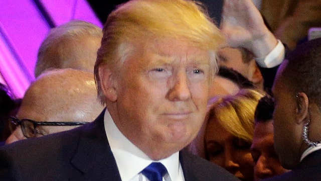 Rumors swirl over Trump VP, Cabinet member picks