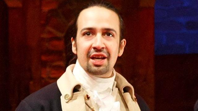 Hit hip-hop musical 'Hamilton' makes Tony history