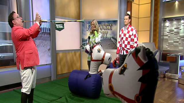 After the Show Show: Ready for the Kentucky Derby?