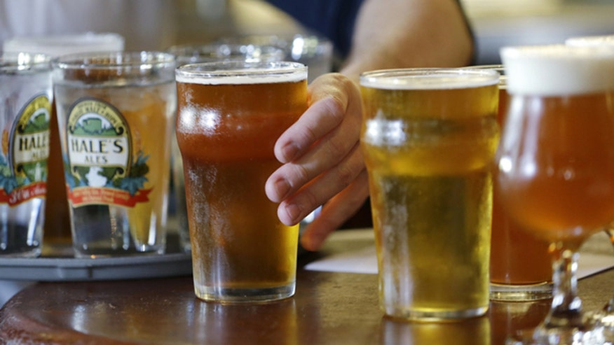 Survey: Drinking at a bar is becoming less popular than drinking at home