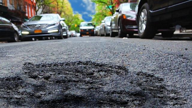 Smart Cities: The Pothole Problem
