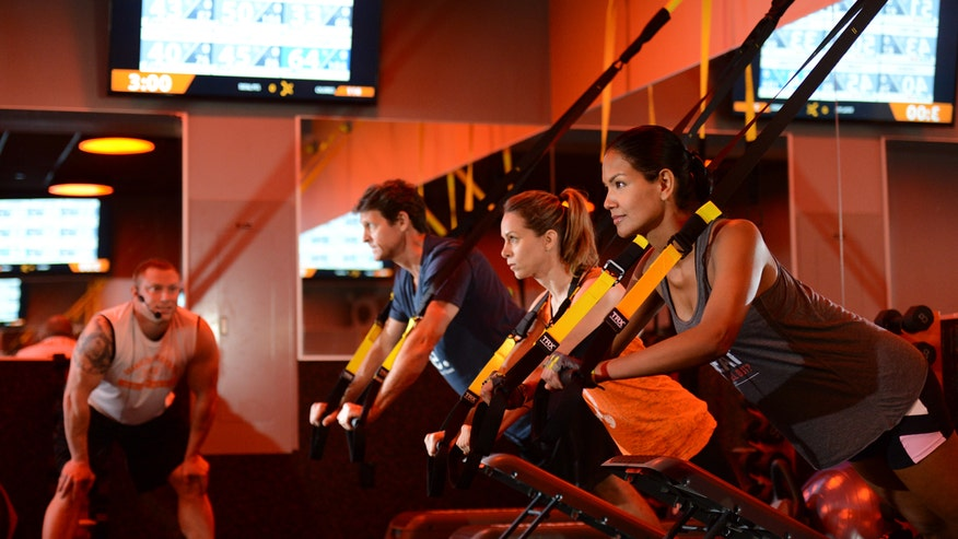 With such a saturated fitness market, it's easy to see how some people can feel overwhelmed by the choices. At Orangetheory Fitness, members endure a heart rate-based interval workout to boost their calorie burn during and after class