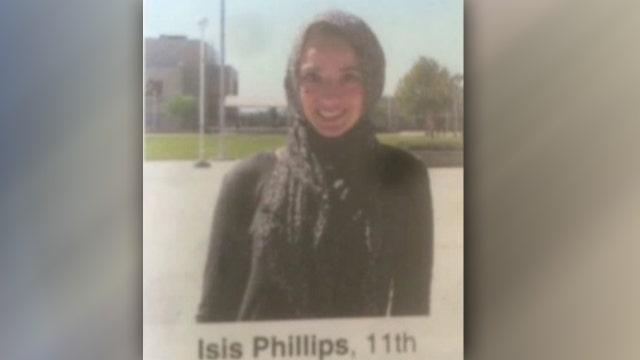 Yearbook incorrecly identifies Muslim student as 'Isis'