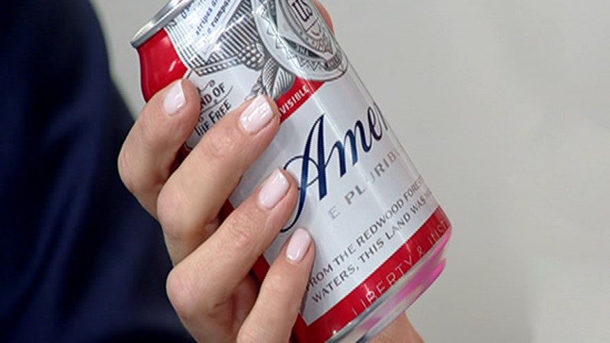 Steve and Ainsley take a closer look at Budweiser's rebranded for the summer 'America' beers