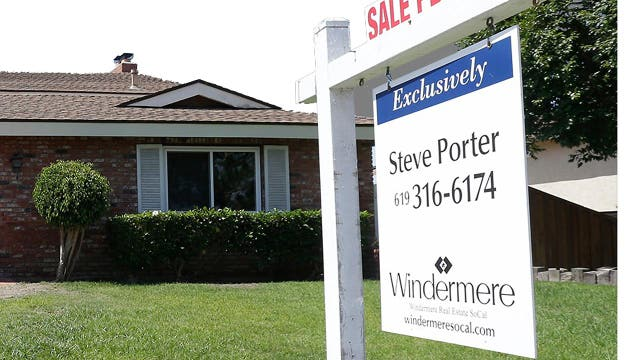 The low-down on mortgage rates? They're heading lower