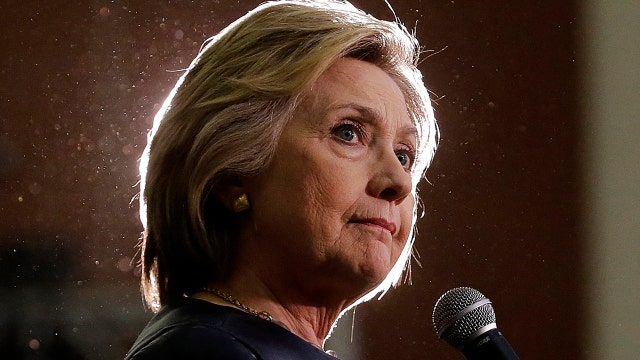 Napolitano: Hillary Clinton's no good, very bad week