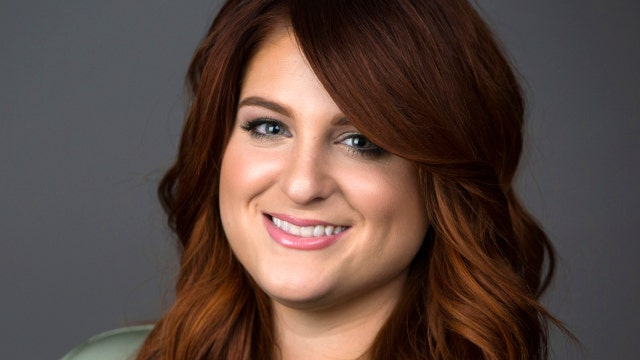 Meghan Trainor pushes herself on new album
