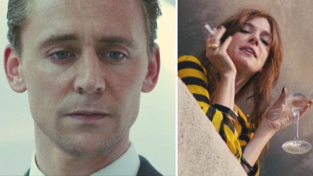 Tom Hiddleston and Sienna Miller's civil war in 'High-Rise'