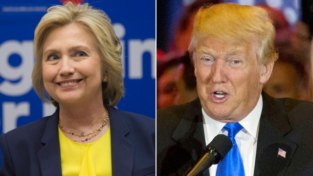 Power Play: Trump, Hillary swing state matchup