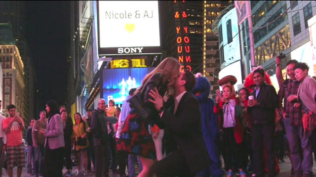 After the Show Show: Times Square proposal