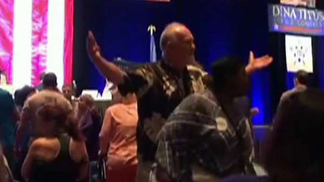 Did press report fairly on Nevada Dem Convention chaos?
