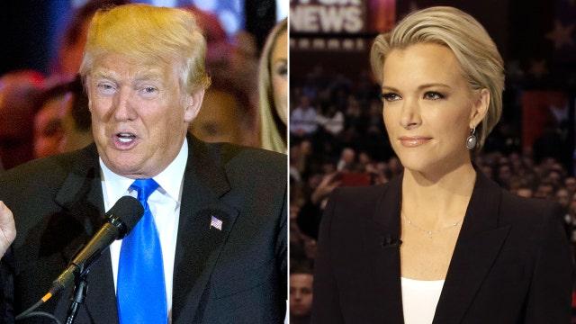 Your Buzz: Are Fox, Megyn unfair to Trump?