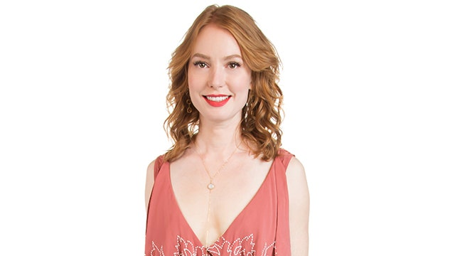 Alicia Witt Has Fun With Her 'Crazy' Character