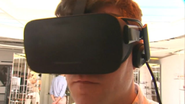 Virtual reality takes audiences out of their seats