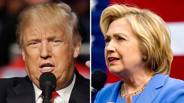 Trump, Clinton ramp up the rhetoric
