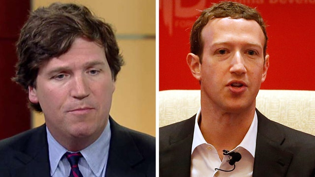After the Show Show: Tucker's meeting with Marc Zuckerberg