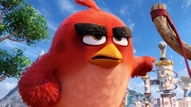 Can 'Angry Birds' knock 'Captain America' off its perch?