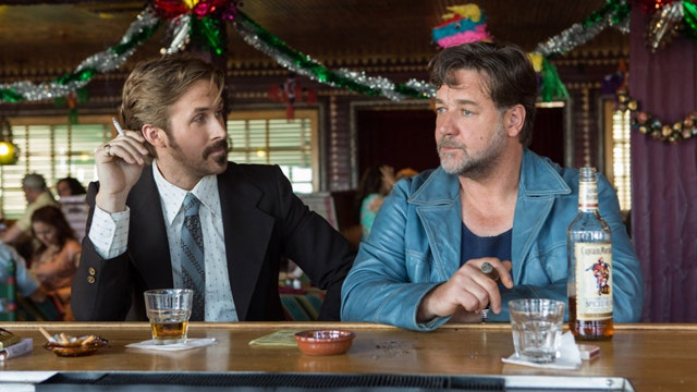 Will 'The Nice Guys' finish first on the Tomatometer?