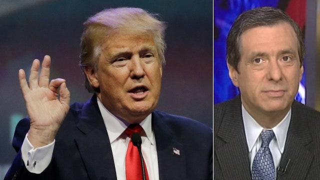 Kurtz: Does Trump need big bucks?