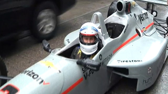 After the Show Show: Crusing NYC in an Indy 500 car