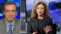 The knives are out for Debbie Wasserman Schultz.