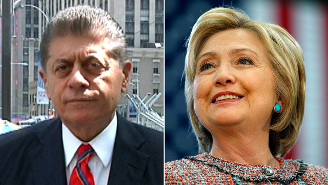 Napolitano: Hillary exposed by State Dept report