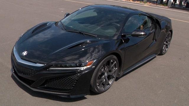 USA's new supercar