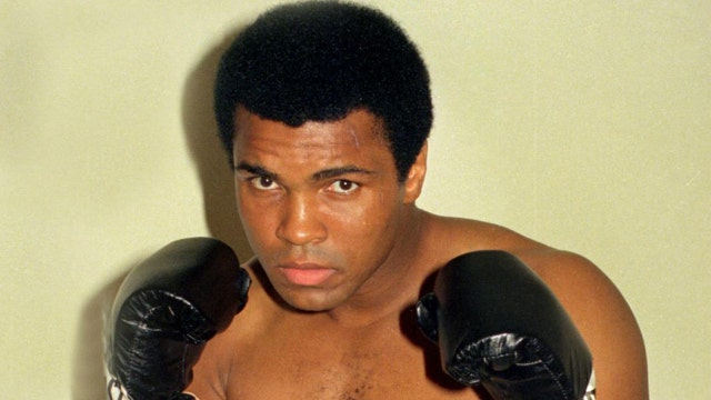 Life and times of Muhammad Ali