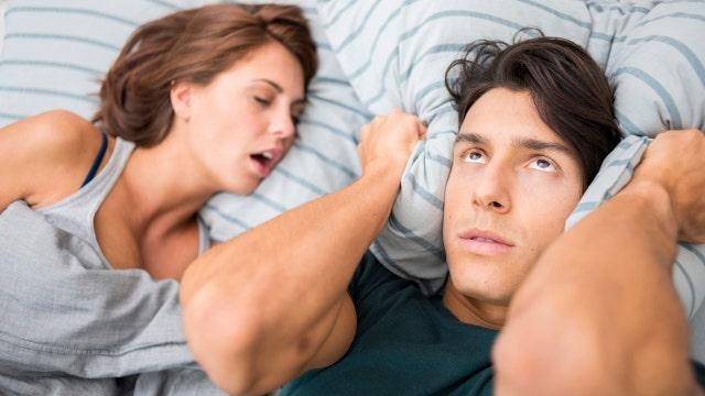 Snoring, sleep apnea linked to Alzheimer's disease, study claims
