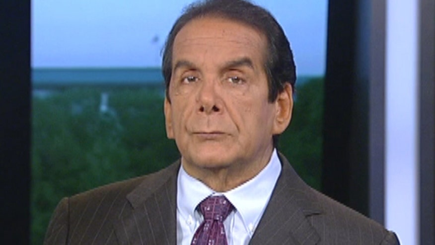 Charles Krauthammer said presumptive Republican nominee Donald Trump is intensifying his attacks on a judge of Mexican descent - and showing his true character.