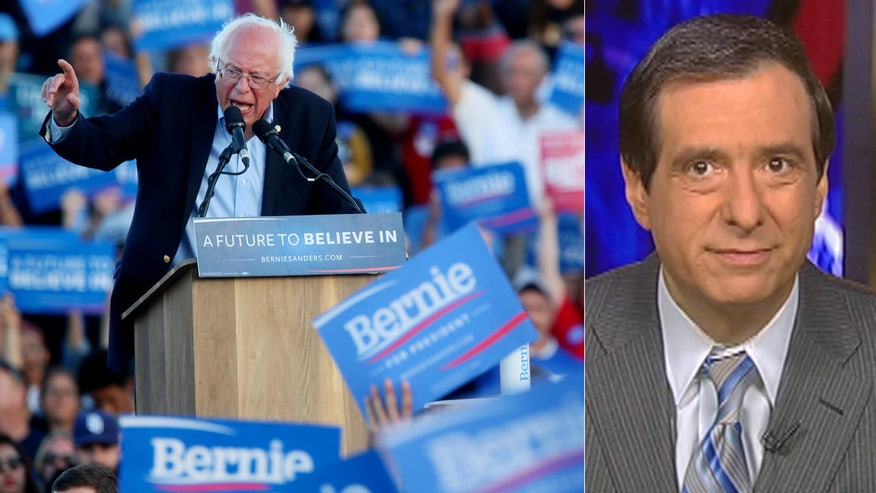 'MediaBuzz' host on Sanders' superdelegate strategy and bringing his fight to the Democratic convention