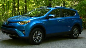 The Toyota Rav4 Hybrid is everything Toyota does well, says Gary Gastelu