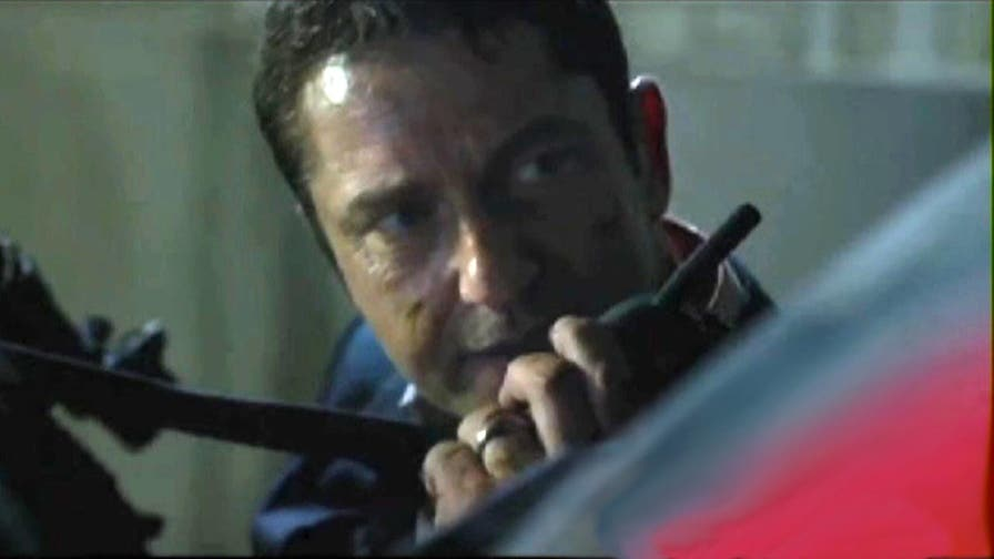 Action flick 'London Has Fallen' now yours to own