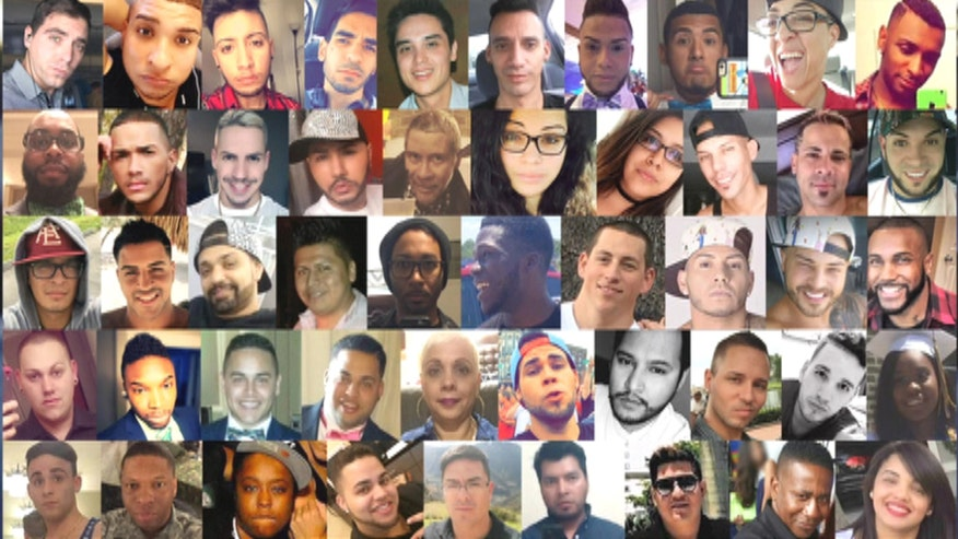 Honoring and remembering every one of the 49 victims of the Orlando Massacre
