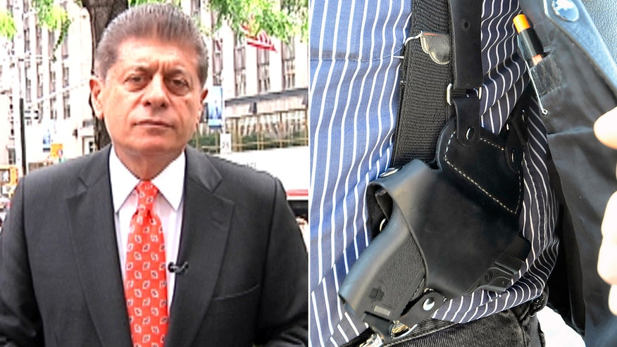 Judge Napolitano's Chambers: Judge Andrew Napolitano reacts to calls from President Obama and Democrats to change gun laws in the wake of the Orlando terrorist attack
