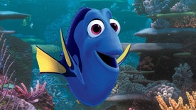 'Finding Nemo' sequel leads this week's new releases