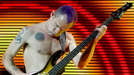 New music from Red Hot Chili Peppers, Radiohead and Mumford & Sons
