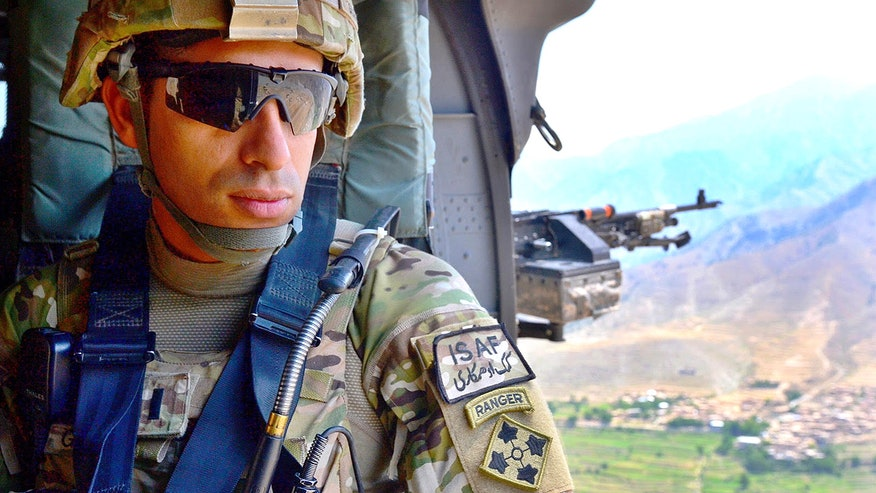 On Aug 8, 2012 Captain Florent Groberg was serving in Afghanistan when he spotted a suicide bomber heading toward his patrol. Groberg shoved him away when the vest detonated saving the lives he was protecting.