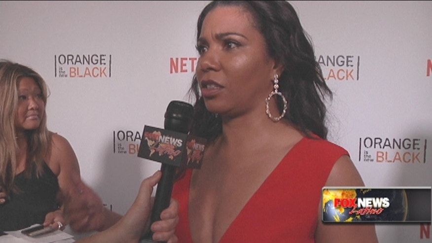 "Season 4 of ""Orange Is the New Black"" premieres on Netflix on Friday, June 17, and Fox News Latino was on the red carpet to celebrate."