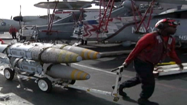 A look aboard the USS Truman
