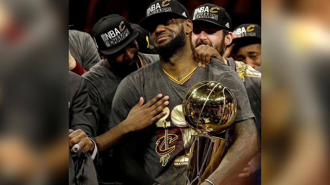 Cavaliers defeat Warriors in Game 7 of NBA Finals to win first championship | Fox News
