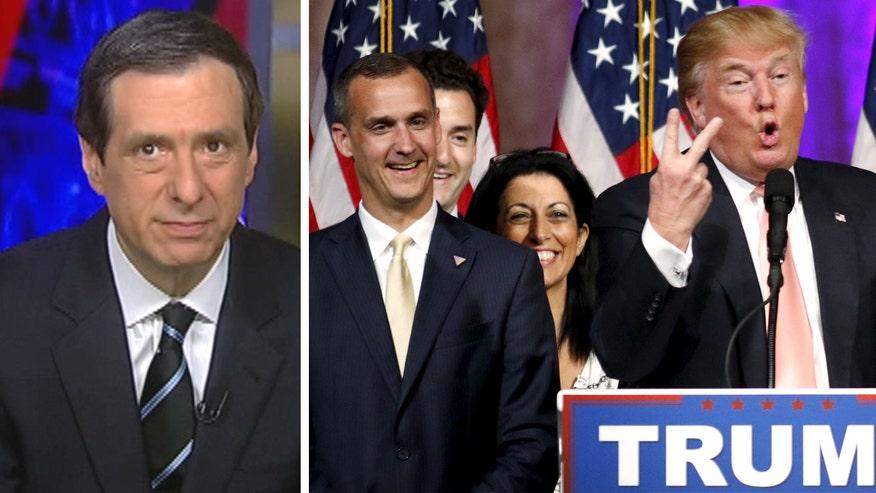 'MediaBuzz' host Howard Kurtz reacts to Donald Trump's firing of his campaign manager Corey Lewandowski