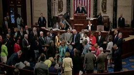 House Democrats protest inaction on gun violence