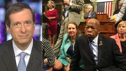 """It was an amazing spectacle: the Democrats, led by civil rights hero John Lewis, singing """"We Shall Overcome"""" on the House floor.Except that they didn't overcome."""