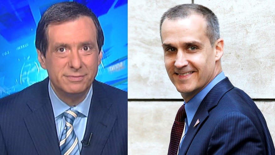 'MediaBuzz' host Howard Kurtz reacts to CNN's quick hire of ousted Trump campaign chief Corey Lewandowski