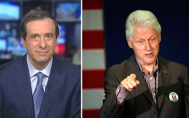 'MediaBuzz' host reacts to Bill Clinton's meeting with Attorney General Loretta Lynch and how it could negatively impact Hillary