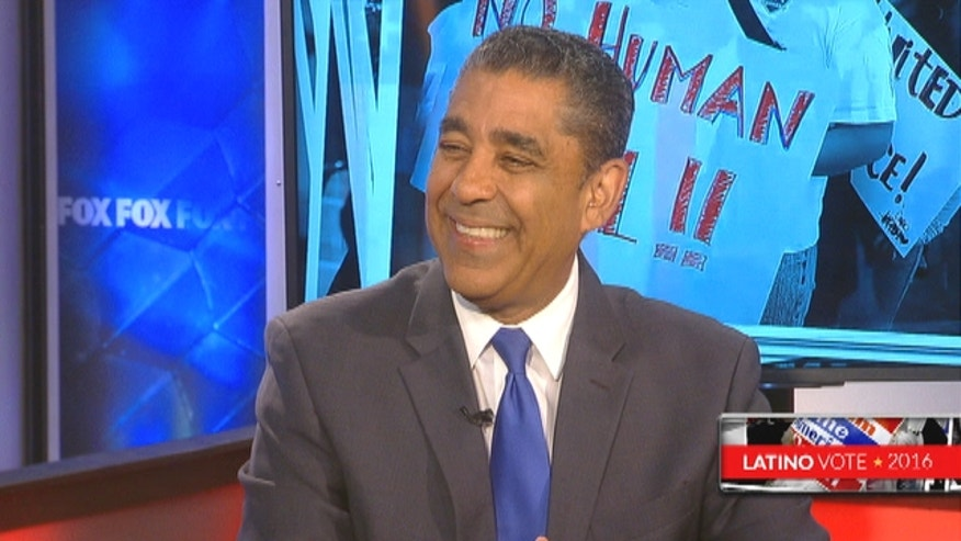 N.Y. state Sen. Adriano Espaillat won the Democratic primary to succeed U.S. Rep. Charles Rangel  -- completing a remarkable American journey.