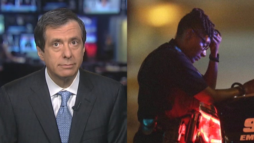 'MediaBuzz' host Howard Kurtz reacts to the national media's coverage in the wake of the Dallas shootings