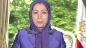 Maryam Rajavi of the National Council of Resistance of Iran speaks out