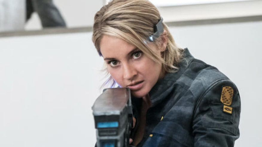 'Allegiant,' the third film in the 'Divergent' series, now yours to own